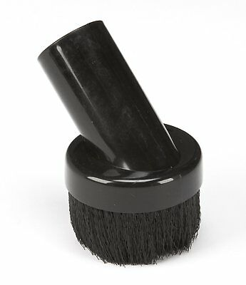"""Replacement Shop Vac 1.5"""" Dusting Brush With Adaptor"""