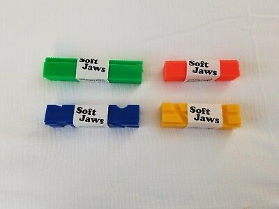 Vice Soft Jaws Full Set magnetic attachment