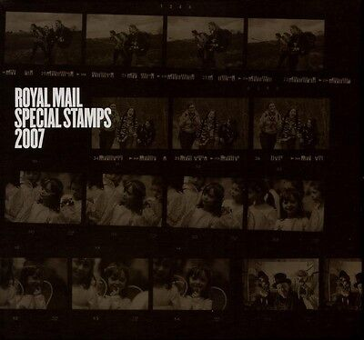 Royal Mail Special Stamps 2007 Year Book 24 containing all stamps issued in 2007