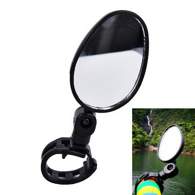 1pc Cycling Universal MTB Handlebar Mirror 360C Rotate Bike Bicycle Rearview JO