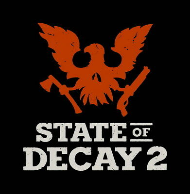 "006 State Of Decay 2 - Zombie Survival Game 14""x14"" Poster"