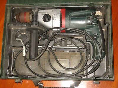 Top Quality Metabo Impact Drill Model Ut 4000E In Case