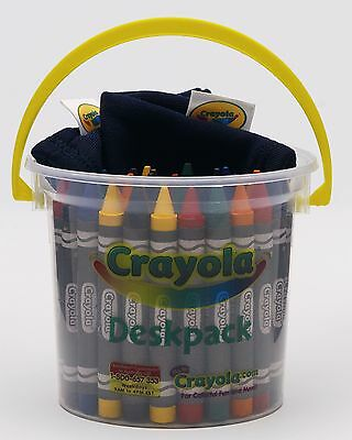 Crayola Whiteboard Crayons Deskpack - 32 Crayons in 8 Colours