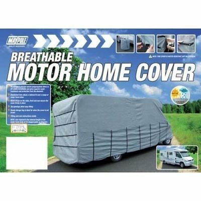 Maypole MP9426 Breathable 4Ply Motor Home Grey Cover Fits 7.5m to 8.0M