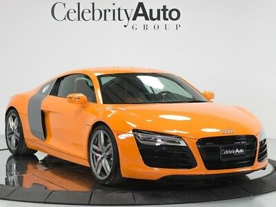 2015 Audi R8 Exclusive Limited Edition  $165K MSRP 2015 AUDI R8 V8 COUPE EXCLUSIVE LIMITED EDITION