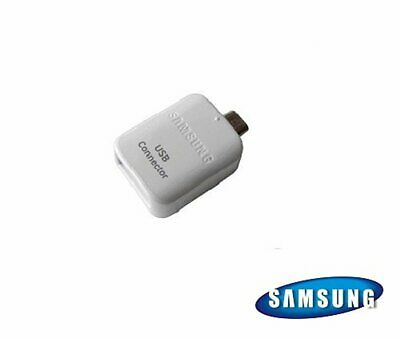 Original Genuine USB Connector OTG Adapter for Samsung Galaxy S7 S6 Edge Note 5