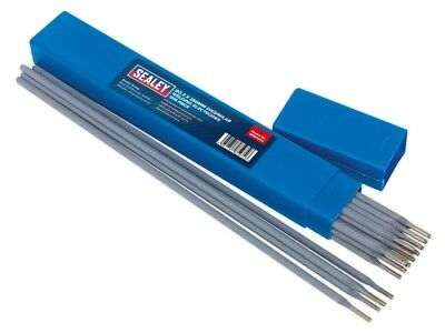 1kg x Sealey WED1032 3.2mm dissimilar metals arc welding electrode rods 312 MMA