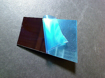 Yashica A to E, MAT, EM, 124G, 635 Glass Front Surface Replacement Mirror TLR