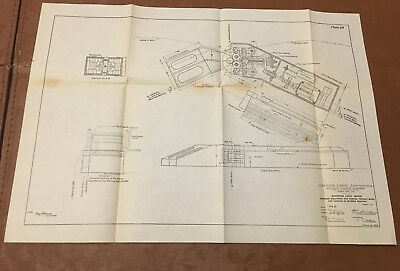 1910 Panama Canal Diagram Mitering Lock Gates for Forcing Perfect Miter