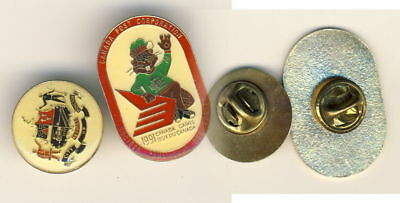 1991 Canada Games & City of Moncton Pins