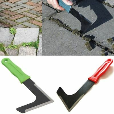 Garden Patio Weed Weeding Knife Tool Weeder Moss Remover Slab Grove Paving Pk100
