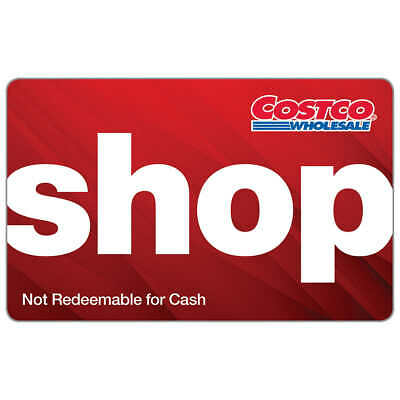 $100 Costco Cash Card Gift Card~NO Membership Required~FREE Shipping~CHEAP Gas!!