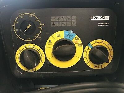 Karcher Hot Water Pressure Washer HDS Mid-Class