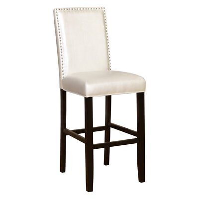 LINON HOME DECOR Stewart 30 In Bar Stool