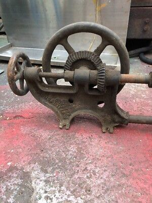 Buffalo Forge Co Vintage Drill Press
