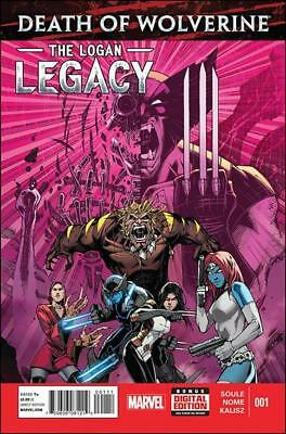Death of Wolverine The Logan Legacy (2014)  #1 to 7 Complete    NM- to NM/M
