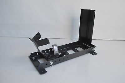 Motorcycle parking stand/chock  Motorcycle trailer wheel chock (MC4503)