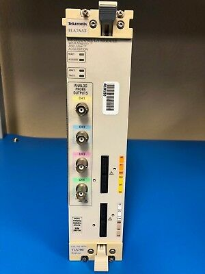 Tektronix TLA7AA2 68 Channel Logic Analyzer Module