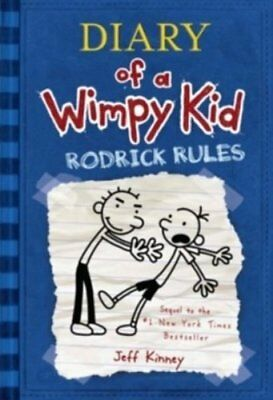 Diary of a wimpy kid do it yourself book 386 picclick diary of a wimpy kid rodrick rules by kinney jeff solutioingenieria Images