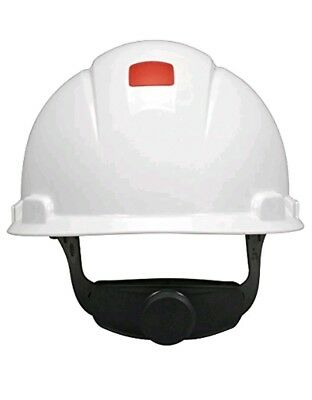 3M Hard Hat w/Uvicator(TM) Sensor,4pt.Rtcht, H-701V-UV, White