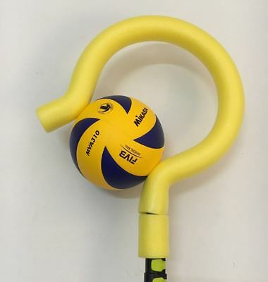 Volleyball Spiking Training AID Trainer AID-QuestionMark (Yellow)