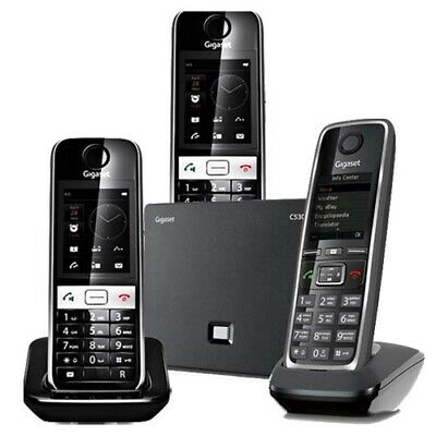 Gigaset C530IP / S820H (Triple) Cordless Phones Kit (AUST STK)
