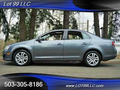 2009 Volkswagen Jetta TDI Highline 6 Speed Manual Leather Moon Roof