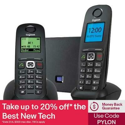 Gigaset A540IP (TWIN) VoIP Cordless Home Phone (AUST STK)
