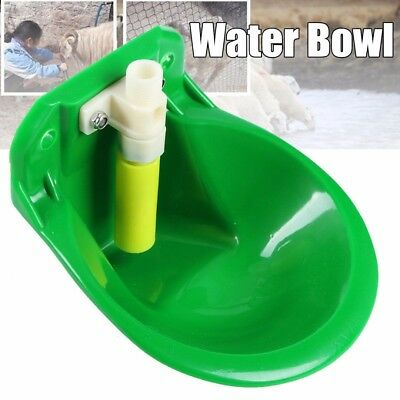 Automatic Water Plastic Trough Drinking Bowl for Horse Cow Dog Sheep Goat