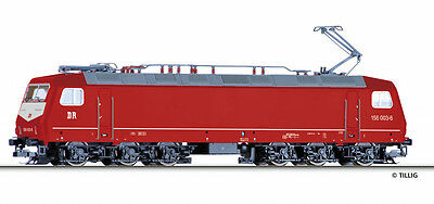 Tillig 04993 TT Gauge - Electric Locomotive BR 156 003-6 The Dr - Epoch V -