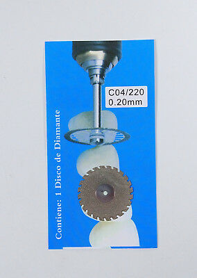 Dental Polishing Diamond Discs Wheel For Porcleain Denture Composite Teeth C04