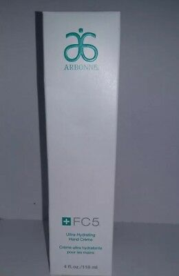 Arbonne FC5 Ultra-Hydrating Hand Cream 118 ml