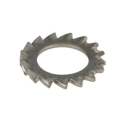 Qty 5 External Serrated Tooth Lock Washer M12 (12mm) Stainless A4 70 G316