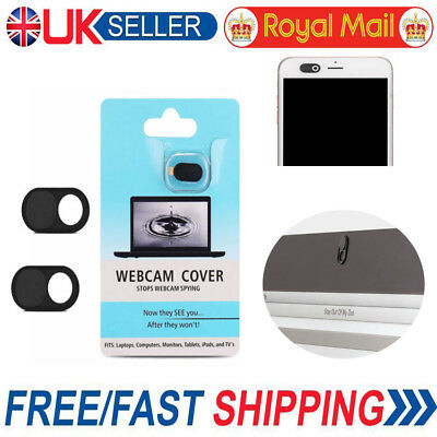 Camera WebCam Cover Protect Privacy For Laptop Tablet iPad Phone Dasktop UK