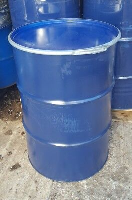 Steel drum 205ltr/ 45gallon