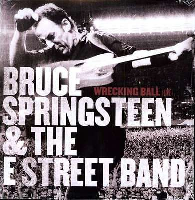 "Bruce Springsteen- Wrecking Ball / The Ghost Of Tom Joad – Live 10"" Vinyl EP-NEW"