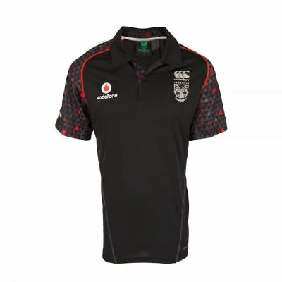 New & Authentic New Zealand Warrior Vodafone Training Polo Rugby League