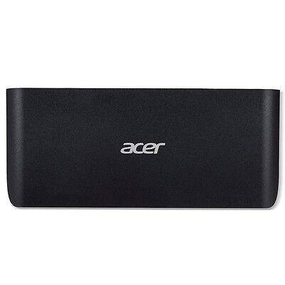 Acer USB Type-C Dock Dockingstation HDMI LAN USB-Typ C NEU