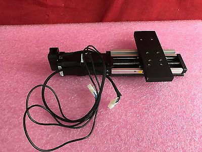 PARKER X-Axis Motorized Precision Stage w/ LIN Motor