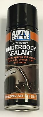 4x 400ml Auto Extreme Vehicle Under Body Seal Protection Spray Underseal