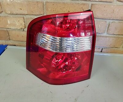 Ford Territory sx sy left hand tail light rear lamp passenger LH side
