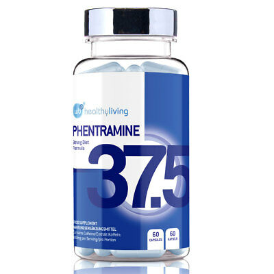 WBP P 37.5 High Strength Fat Burner Weight Loss Slimming Diet Pills Capsules