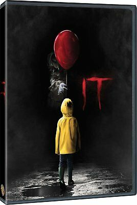 It 2017 (Dvd) Nuovo, Italiano, Originale