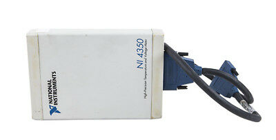 National Instruments Ni 4350 + 182419C-01