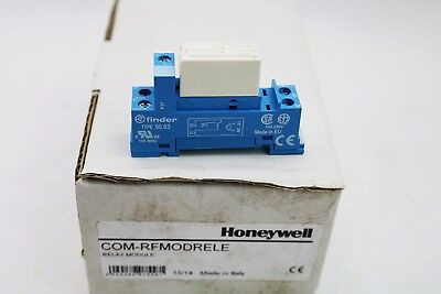 Honeywell COM-RFMODRELE Relay Module Finder Type 96.63 (A54)