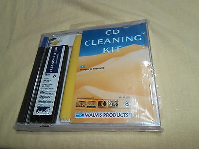 CD Cleaning Kit - Walvis Products