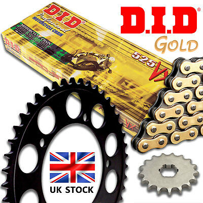 BMW S1000RR 525 OE Tool 15-18 DID Extreme Chain And Sprocket Kit