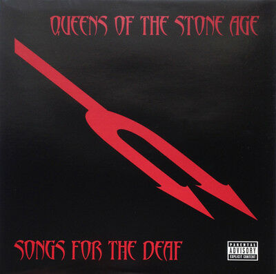 Vinyl 2LP -Queens Of The Stone Age - Songs For The Deaf- Coloured Vinyl