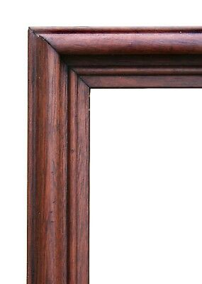 "LARGE Antique Victorian Walnut Frame, 23 3/4"" X 27 3/4"" overall"