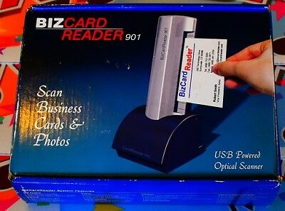 NEW Driver License Medical Scanner and Reader (w/ Scan-ID), New, Free Shipping